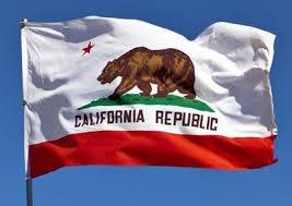 Calfornia flag