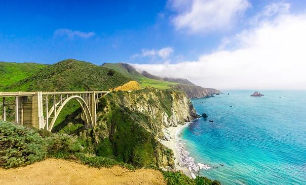 pacific coast highway 655 miles california coast leggett to dana