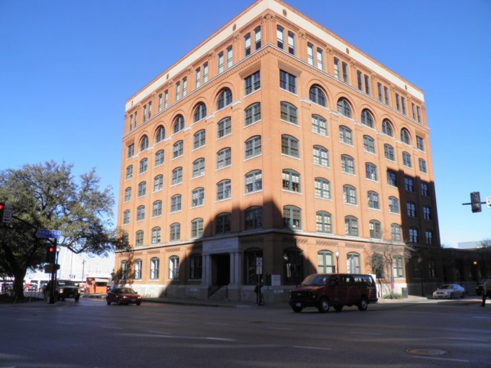Old School Book Depository