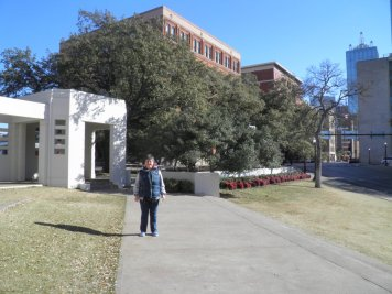 Max at Dealey Plaza