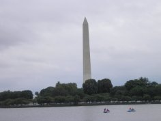 The Tidal Basin & Washington Monument