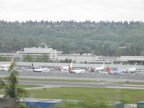 Boeing Field Seattle