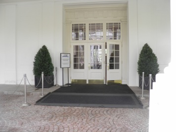 Door to the East Wing