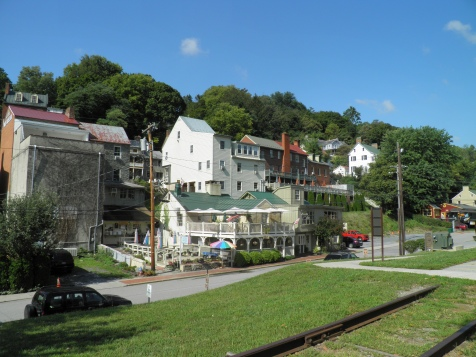 Historical Harpers Ferry