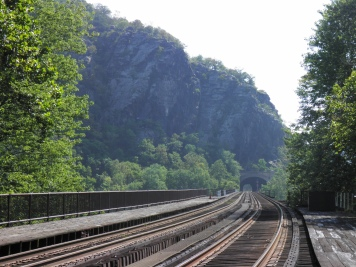 Railway still carries freight and passengers