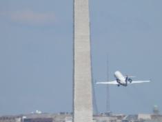 DCA & Washington Monument