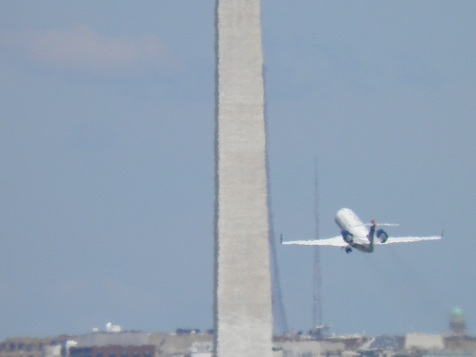 DCA & Washington Monument
