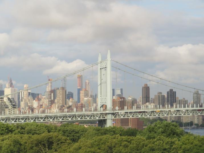 Leaving Manhattan Behind
