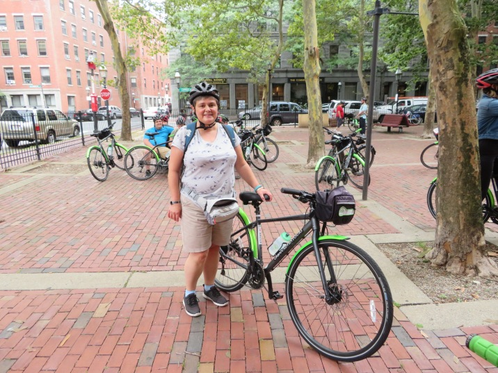 AdvenTours Bike Tour Boston