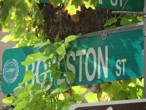 Boylston St