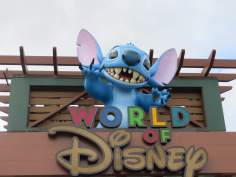 World of Disney mega store