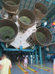 Max under the engines of Saturn