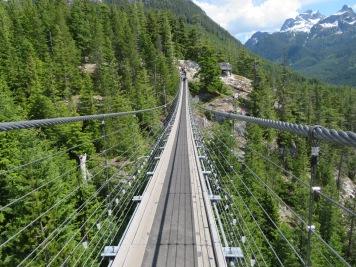 Sea to Sky Suspension Bridge