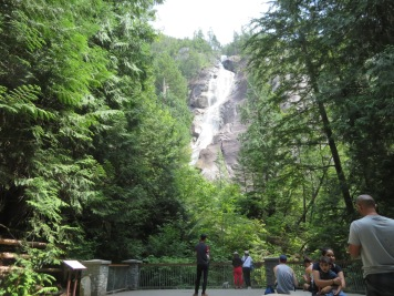 Sea to the Sky - Shannon Falls