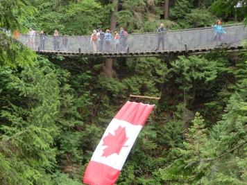 Vancouver - Capilano Suspension Bridge