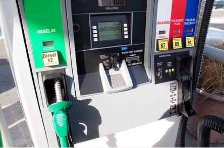 All grades at same pump
