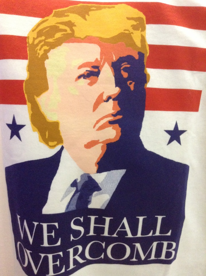 T-Shirt at Washington Dulles Airport 2016